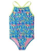 TYR Girls' Hypernova Diamondfit One Piece Swimsuit (Little Kid, Big Kid)