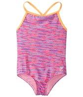 TYR Girls' Sunray Diamondfit One Piece Swimsuit (Little Kid, Big Kid)