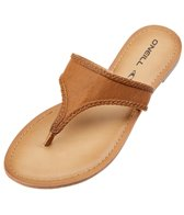 O'Neill Women's Dahlia Faux Leather Sandal