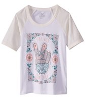 O'Neill Girls' Wild Moon Tee (Big Kid)