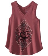 O'Neill Girls' Lotus Life Tank Top (Big Kid)