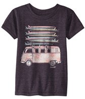 O'Neill Girls' Surf Trip Tee Shirt (Toddler, Little Kid)