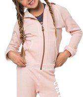 O'Neill Girls' Pine Zip Fleece Hoodie (Toddler, Little Kid)