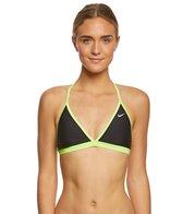 Nike Women's Solid T-Back Bikini Top
