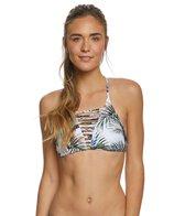 O'Neill Palm Halter Bikini Top