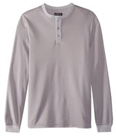 United By Blue Men's Merwin Polartec Long Sleeve Henley