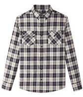 United By Blue Men's Pickman Stretch Long Sleeve Plaid Shirt