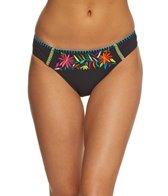 Nanette Lepore Isla Marietas Charmer Bikini Bottom