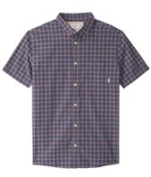 Quiksilver Men's Everyday Check Short Sleeve Shirt