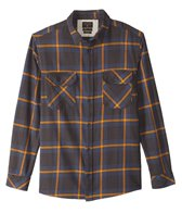 Quiksilver Men's Fitz Forktail Long Sleeve Shirt