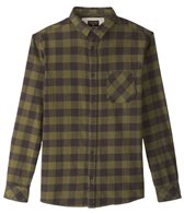 Quiksilver Men's Motherfly Long Sleeve Flannel