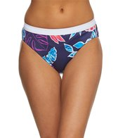 Tommy Bahama Women's Reversible High Waist Bikini Bottom