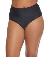 Raisins Curve Plus Size Sayulita Solid St. Vincent Bikini Bottom