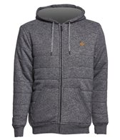 Rip Curl Men's Destination Sherpa Fleece Zip Hoodie