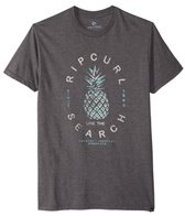 Rip Curl Men's Plantation Heather Short Sleeve Tee