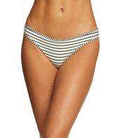 Vince Camuto Blossom Stripes Bikini Bottom