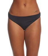 Bikini Lab Solid Cinched Back Hipster Bikini Bottom