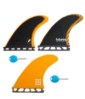 Future Fins Control Series F4 Thruster Fin Set