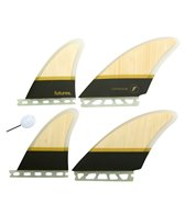 Future Fins Honeycomb Controller Quad Fin Set