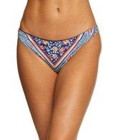 Jessica Simpson Mata Hari Reversible Hipster Bikini Bottom