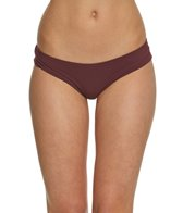 Boys + Arrows Burgundy Yaya Bikini Bottom