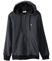 Billabong Men's Balance Sherpa Zip Hoody