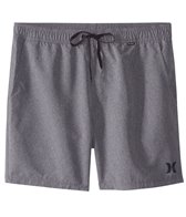Hurley Men's One & Only Heathered Volley