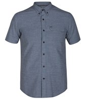 Hurley Men's Alchemy Short Sleeve Woven Shirt