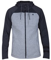 Hurley Men's Therma Protect Plus Zip Fleece Hoodie