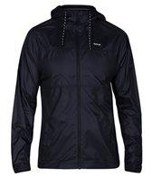 Hurley Men's Protect Solid Windbreaker Jacket