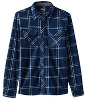 O'Neill Men's Glacier Series Two Long Sleeve Button-Up Shirt