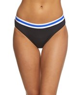 Nautica Colorblock Core Bikini Bottom