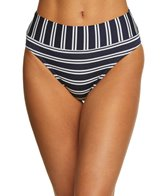 Nautica Mini Stripe Core Bikini Bottom