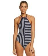 nautica-mini-stripe-high-neck-one-piece-swimsuit