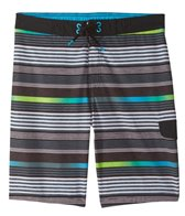 Speedo Men's Ingrain 21 Stripe E-Board Short