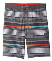 Speedo Men's Ingrain 21 Stripe E-Board Short