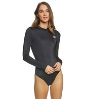 Billabong Women's Reissue Long Sleeve One Piece Swimsuit