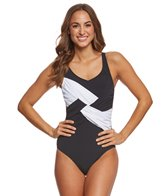 Amoena Aruba Mastectomy One Piece Swimsuit