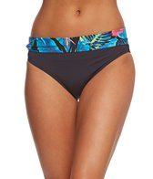 Amoena Palmeira High Waist Bikini Bottom