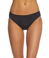 Lauren Ralph Lauren Beach Club Solid Hipster Bikini Bottom