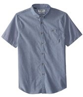 Billabong Men's All Day Short Sleeve Oxford Shirt