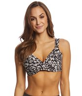 Miraclesuit Cat Walk Cross Over Bikini Top (D/DD Cup)