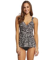 Miraclesuit Cat Walk Tankini Top (D/DD Cup)