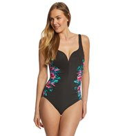 Miraclesuit Tahitian Temptress One Piece Swimsuit
