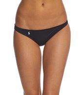 Polo Ralph Lauren Modern Solid Taylor Hipster Bikini Bottom