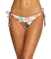 Tommy Bahama Cat's Meow Reversible String Bikini Bottom