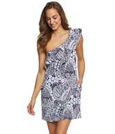 Tommy Bahama Paisley Paradise Off The Shoulder Dress