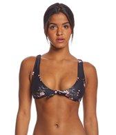 MINKPINK Jasmine Tie Front Bikini Top