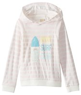 Roxy Girls' Easy To Begin Loose Hoodie Fleece (Toddler, Little Kid, Big Kid)