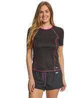 Speedo Women's Short Sleeve Swim Tee